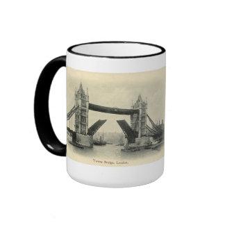 Taza del recuerdo - puente de la torre, Londres