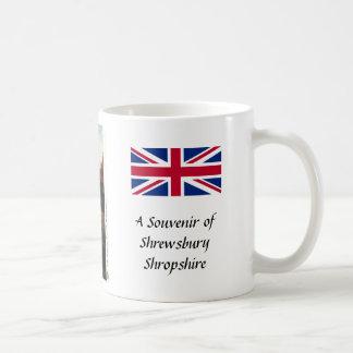 Taza del recuerdo - Shrewsbury, Shropshire