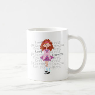 Taza del Redhead del carrete