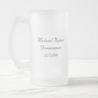 Taza del regalo de boda