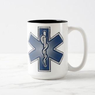 Taza del regalo de EMT