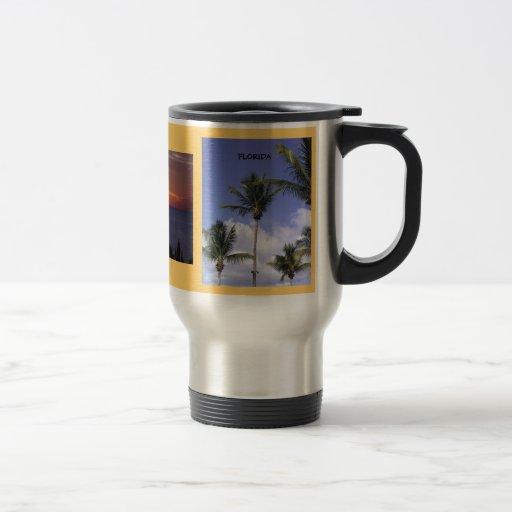 Taza del regalo de la Florida de la Tres-Imagen