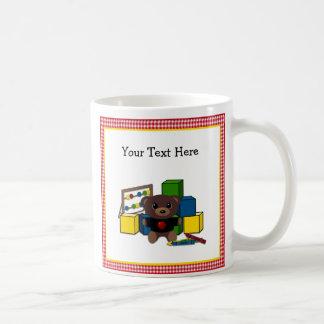 Taza del regalo del profesor