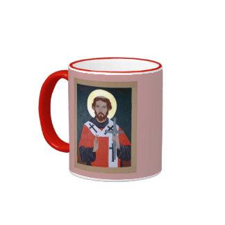 Taza del retrato de Becket* del à de Santo Tomás