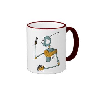 Taza del robot 13