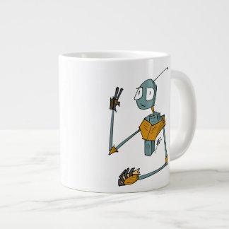 Taza del robot 13 taza grande