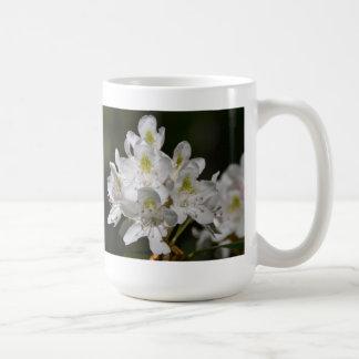 Taza del rododendro