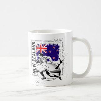 Taza del rugbi de Nueva Zelanda