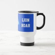 Taza del rugido del león