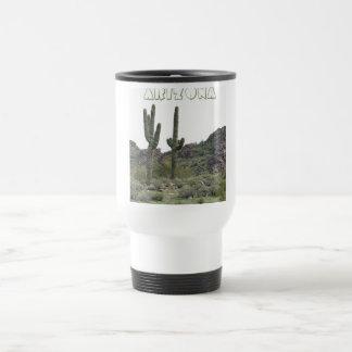 Taza del Saguaro de Arizona