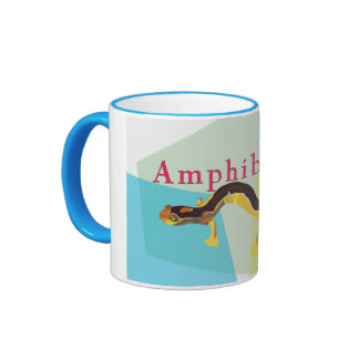 Taza del Salamander que sube de AmphibiaWeb Jackso