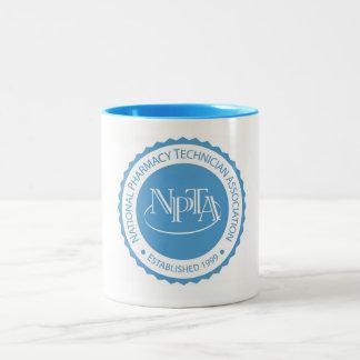 Taza del sello de NPTA