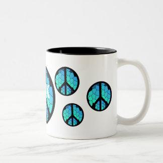 ¡Taza del símbolo de paz - Pax