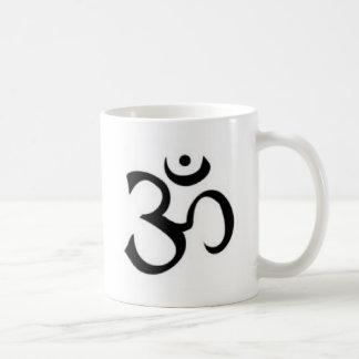 Taza del símbolo del ohmio
