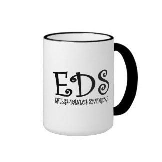 Taza del síndrome de Ehlers-Danlos