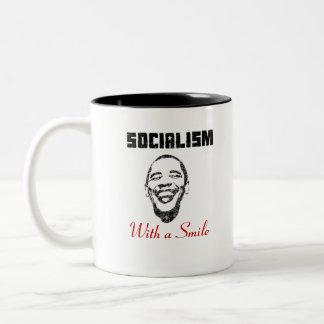 Taza del socialismo de OBAMA