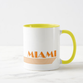 Taza del sol de Miami
