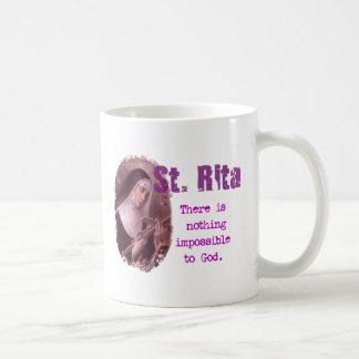 Taza del St. Rita