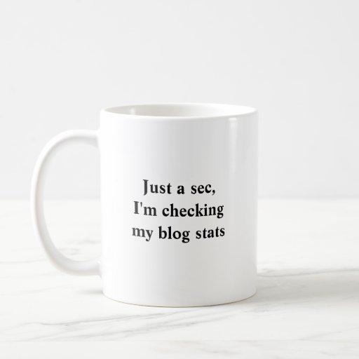 Taza del Stats del blog de Fitblogger