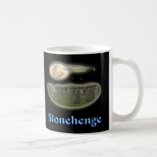 taza del stonehenge