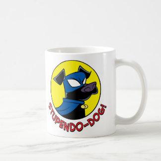 ¡Taza del Stupendo-Perro! Taza Clásica