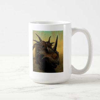 Taza del Styracosaurus