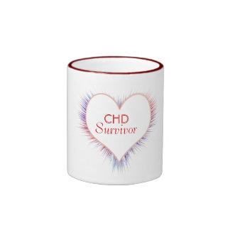 Taza del superviviente de CHD