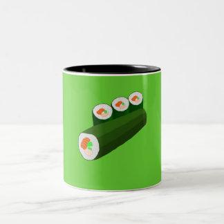 Taza del sushi
