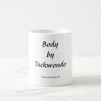 Taza del Taekwondo