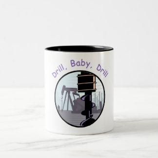 Taza del taladro del bebé del taladro