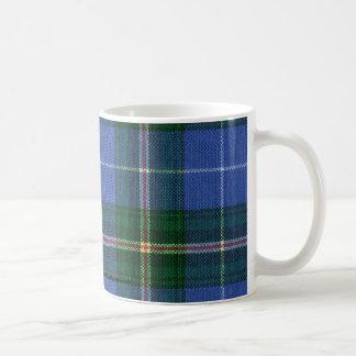 Taza del tartán de Nueva Escocia