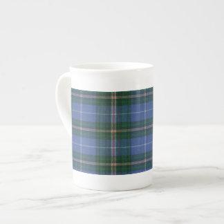 Taza del tartán de Nueva Escocia de la porcelana d Tazas De China