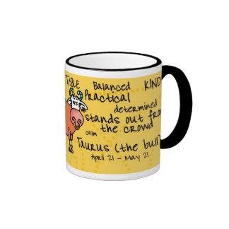 taza del tauro
