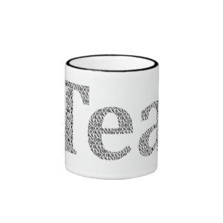 Taza del té de BOOKSAND [pedazos estudiosos]