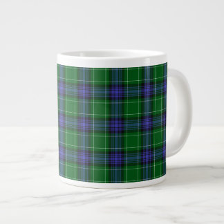 Taza del té/de café del tartán de Abercrombie de Taza Grande