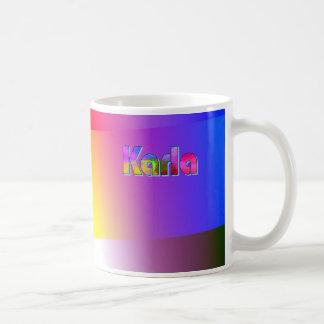 Taza del té de Carla Colorfull