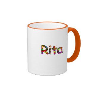 Taza del té de Rita
