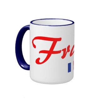 Taza del té del café de France*