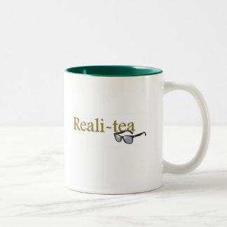 Taza del té del Reali-Té