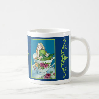 Taza del té I de la sirena