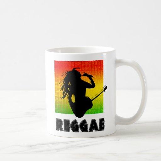 Taza del té o de café de Rasta Rastafarian del