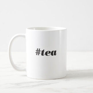 taza del #tea