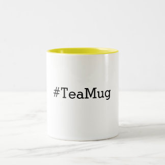 Taza del #TeaMug