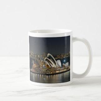 Taza del teatro de la ópera de Sydney