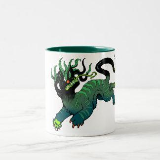 taza del tentatiger coloreada dentro