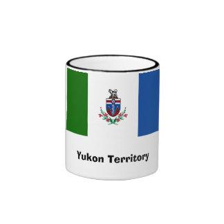 Taza del territorio del Yukón