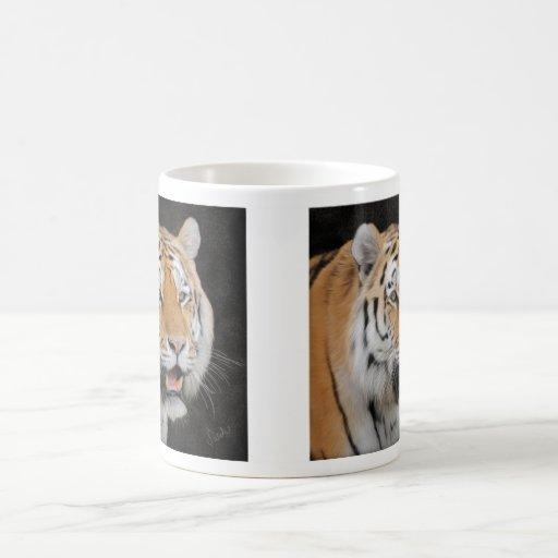 Taza del tigre de Bengala