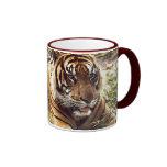 Taza del tigre de Sumatran
