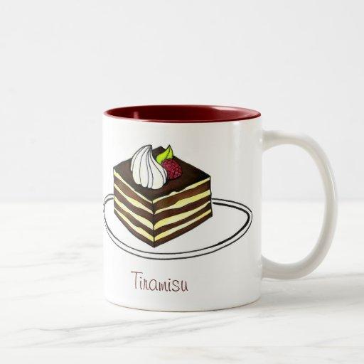 Taza del Tiramisu