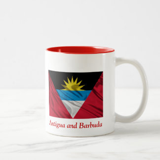 Taza del tono de Antigua y de Barbuda dos